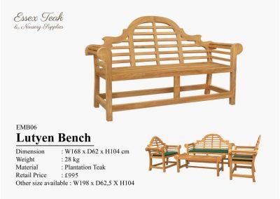 12-Lutyen-Bench