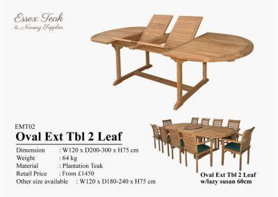 22-Oval-Ext-Tbl-2-Leaf