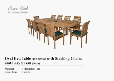35-Oval-ext-table-with-staching-chairs-and-lazy-susan