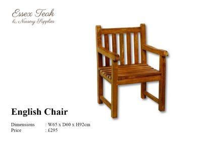 English-Chair