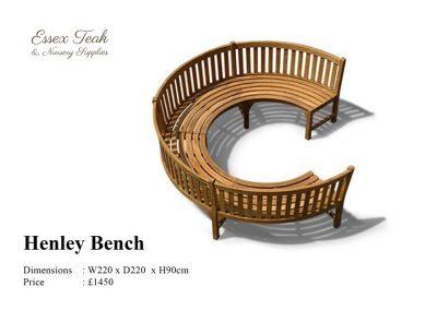 Henley-Bench