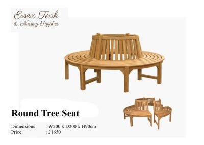 Round-Tree-seat